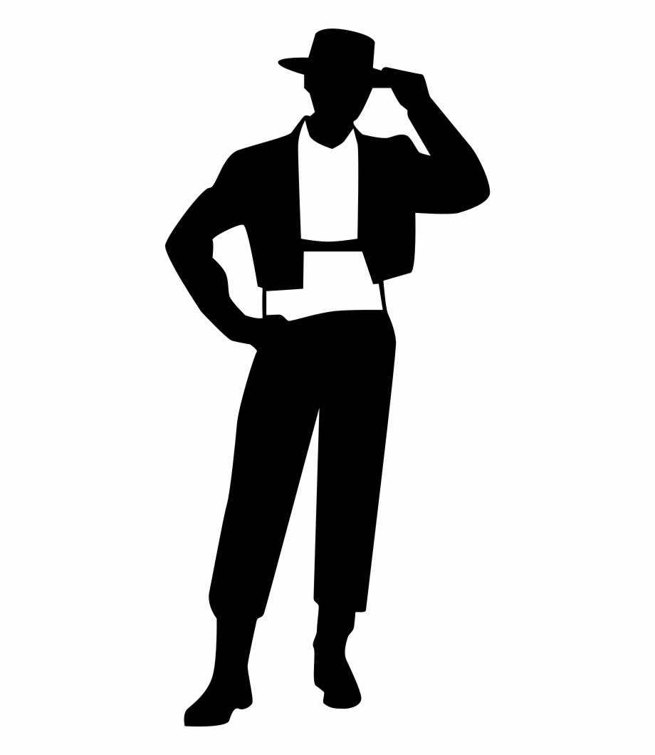 Male models clipart black and white vector black and white download Flamenco Male Model Standing Frontal Symbol Comments - Male Model ... vector black and white download