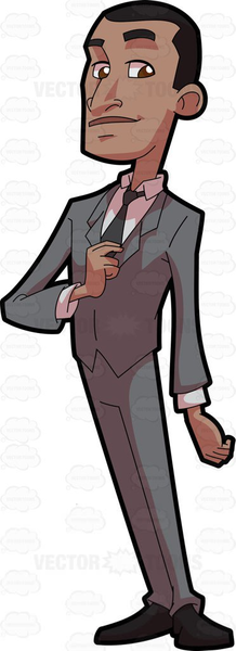 Black man in suit clipart clip library download Black Man Suit Clipart | Free Images at Clker.com - vector clip art ... clip library download