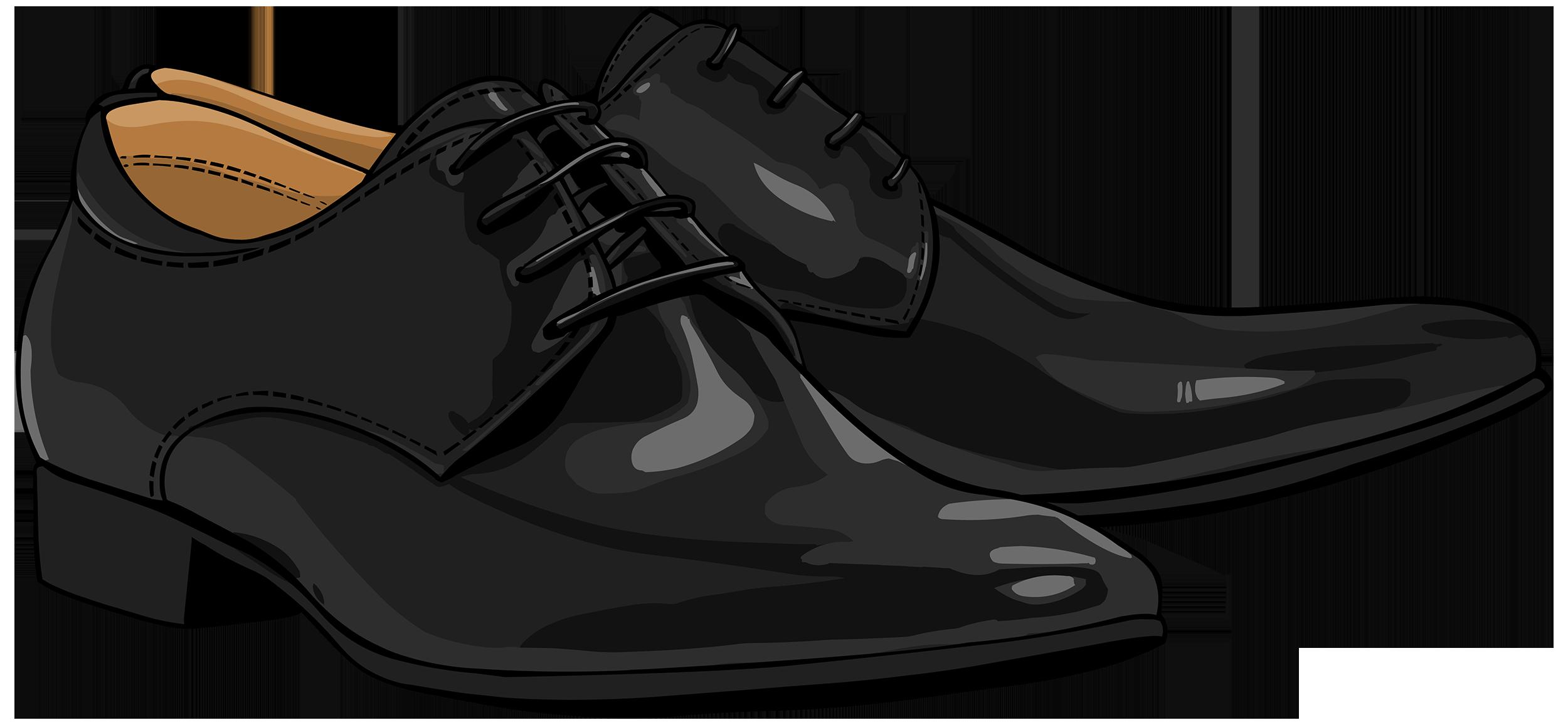 School shoes clipart clipart Black Men Shoes PNG Clipart - Best WEB Clipart clipart