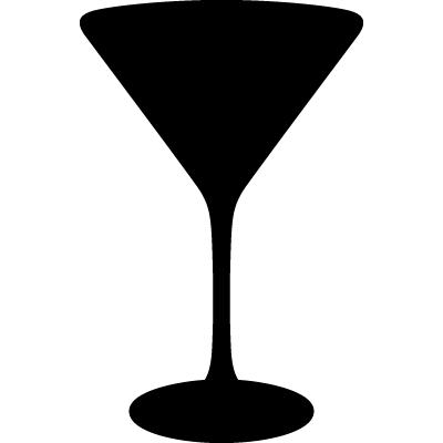 Black martini glass clipart graphic library download Free Martini Glass Clipart Black And White, Download Free Clip Art ... graphic library download