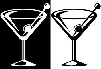 Black martini glass clipart free download Martini Glass Clip Art photos, royalty-free images, graphics ... free download