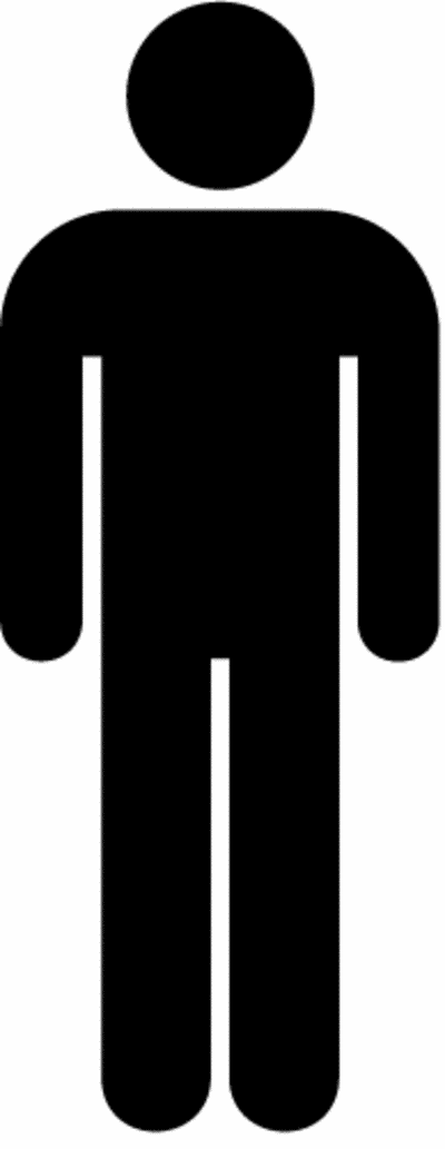 Black men clipart free picture transparent stock Man Clip Art Black And White | Clipart Panda - Free Clipart Images picture transparent stock