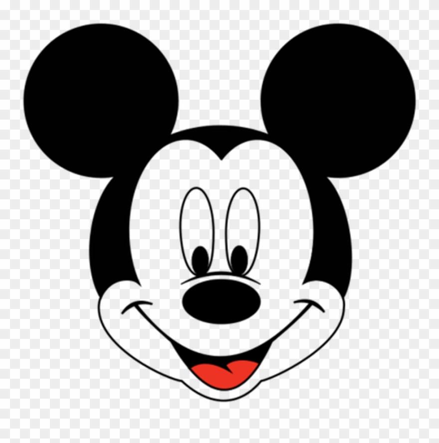 Black mickey mouse head clipart jpg royalty free download Mickey Mouse Head Clipart - Mickey Mouse Face Svg - Png Download ... jpg royalty free download