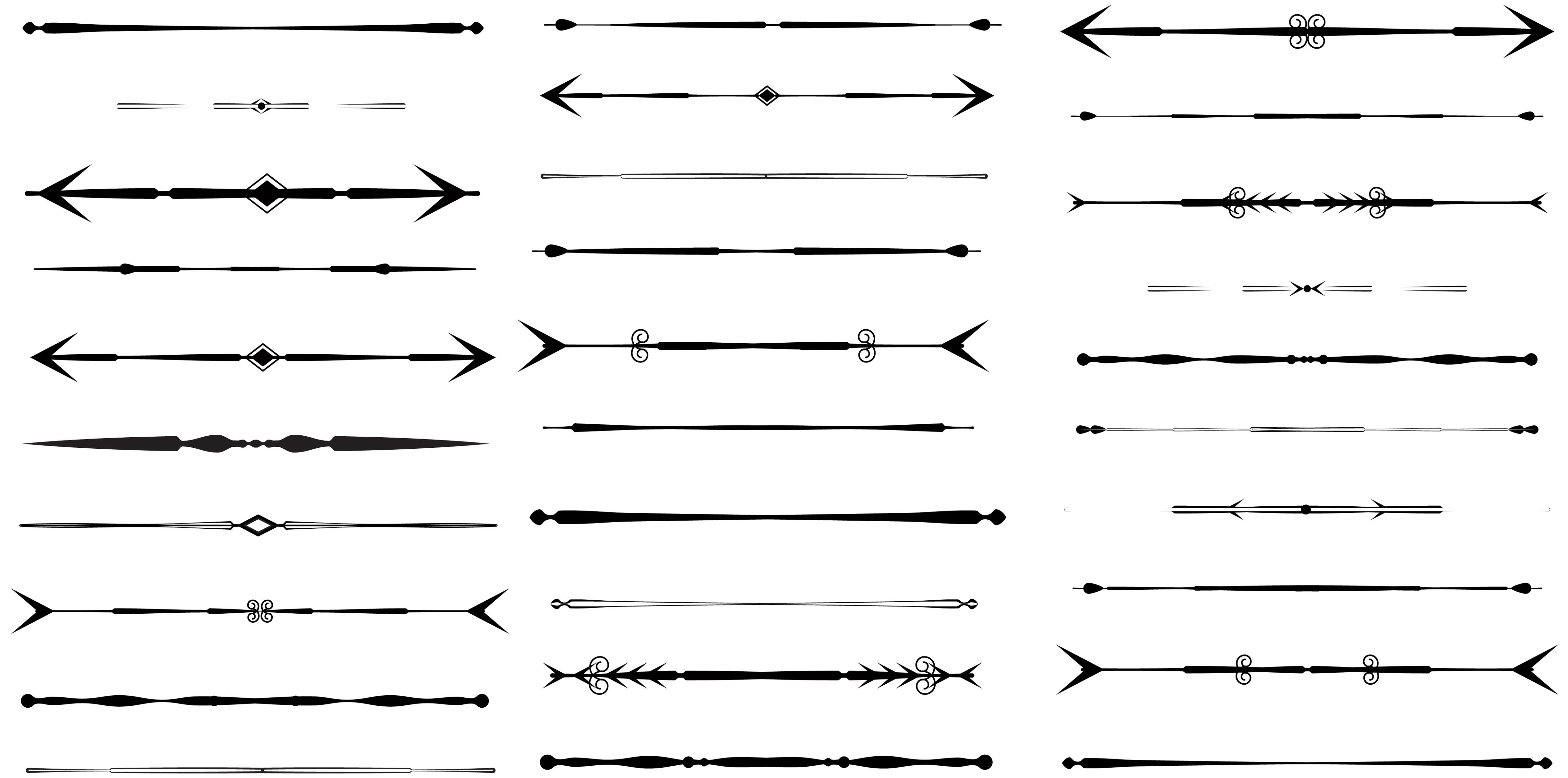Black modern arrow clipart clipart royalty free stock Vintage Arrow Vector Clipart - Clipart Kid clipart royalty free stock
