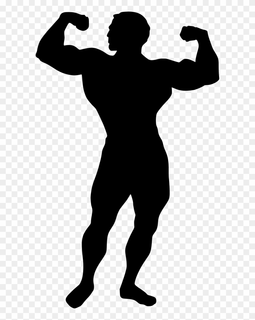 Black muscular guy clipart royalty free library Info - Muscle Man Clipart - Png Download (#1597071) - PinClipart royalty free library