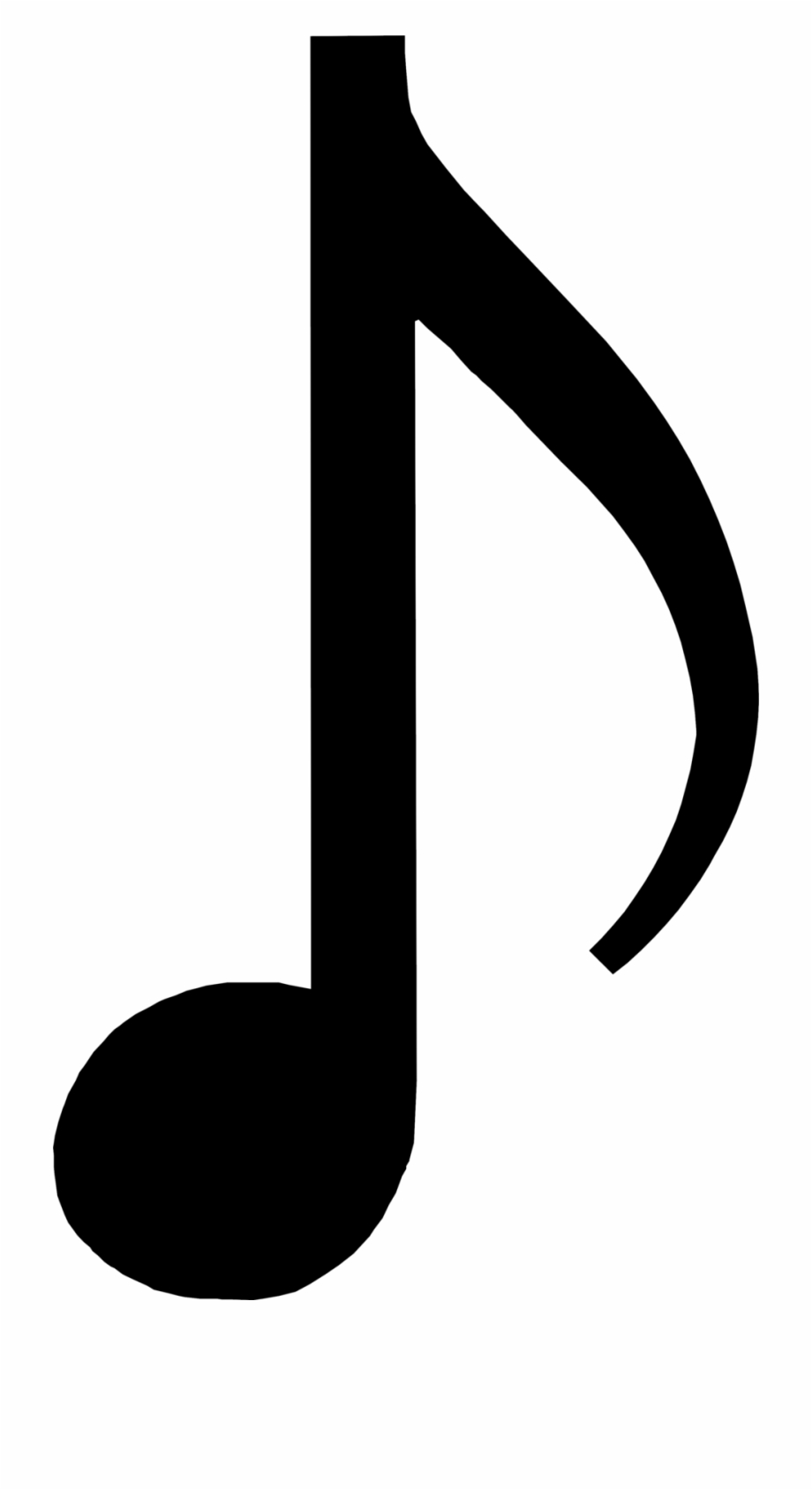 Black music notes clipart black and white library Music Notes Overlay Transparent Png - Black Music Note Clipart ... black and white library