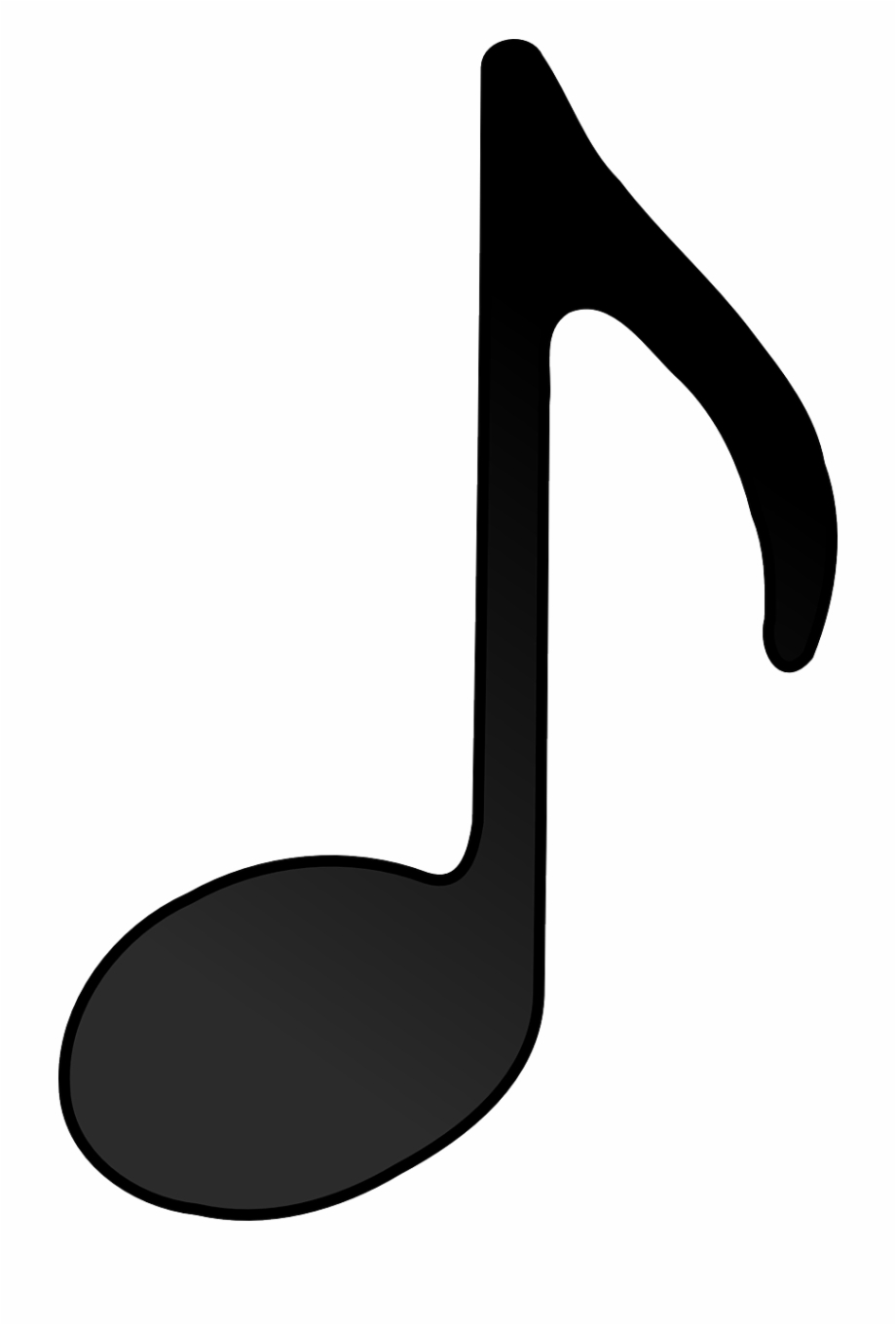 Black music notes clipart clipart free download Png Black And White Stock Black And White Download - Music Note ... clipart free download