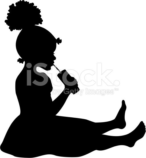 Lil girl curly hair clipart free vinyl jpg library download afro little girl - Google Search | natural hair | Black mother, Afro ... jpg library download