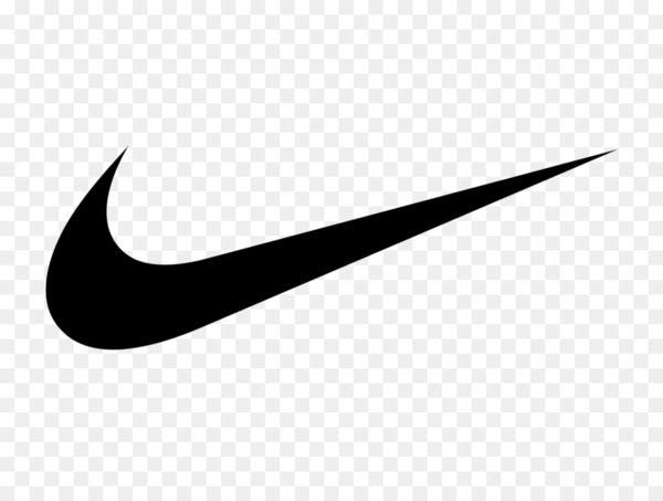 Nike clipart white image black and white download Swoosh Nike Just Do It Logo Clip art - nike - Nohat image black and white download