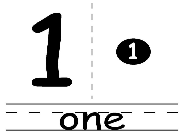 Black number 1 clipart freeuse stock The real project, i swear freeuse stock