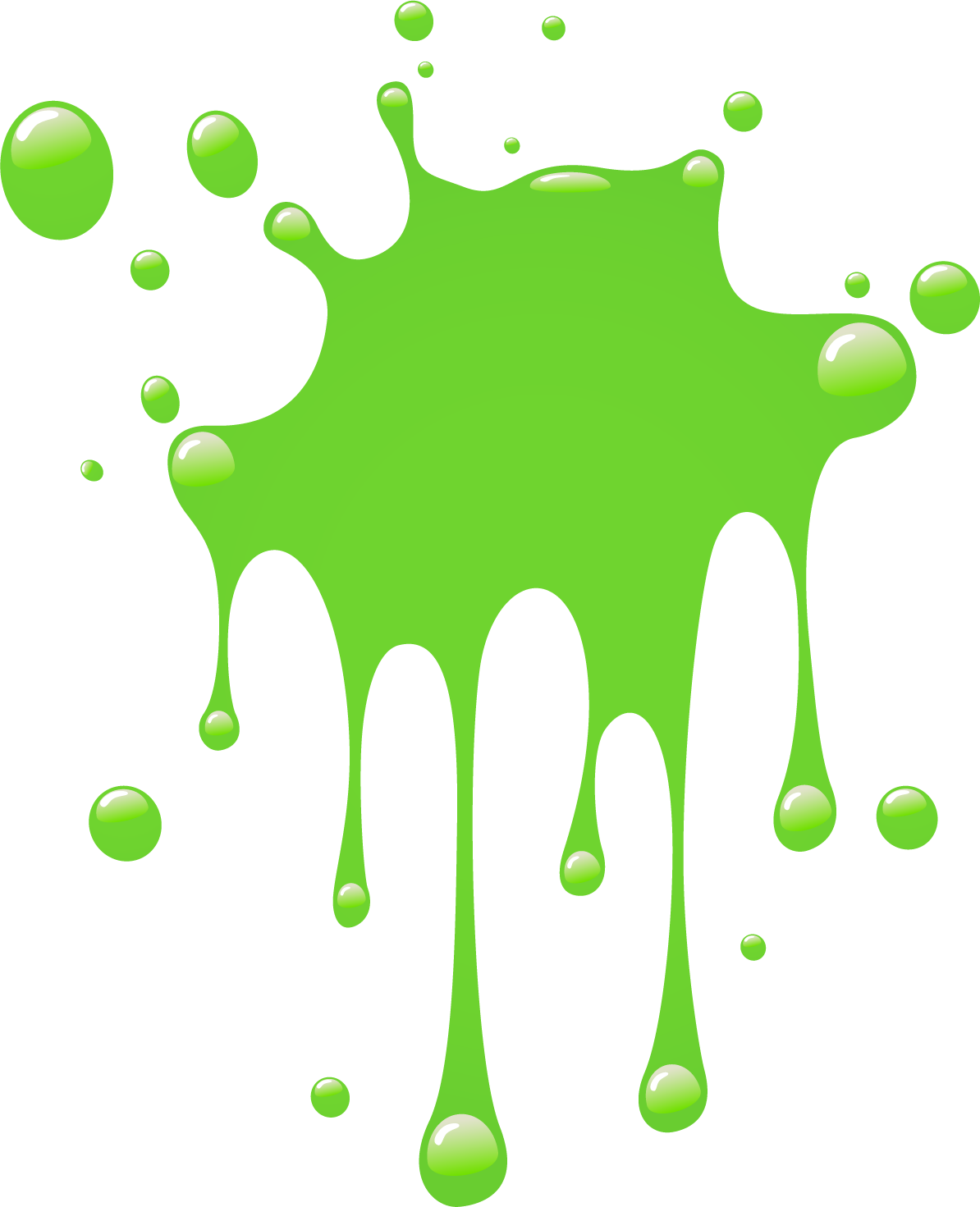 Slime images clipart