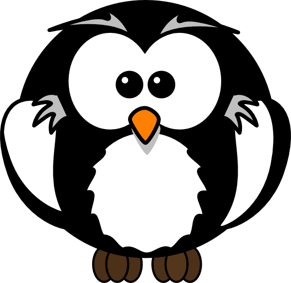 Black owl clipart clip art freeuse library Black Owl PNG, SVG Clip art for Web - Download Clip Art, PNG Icon Arts clip art freeuse library