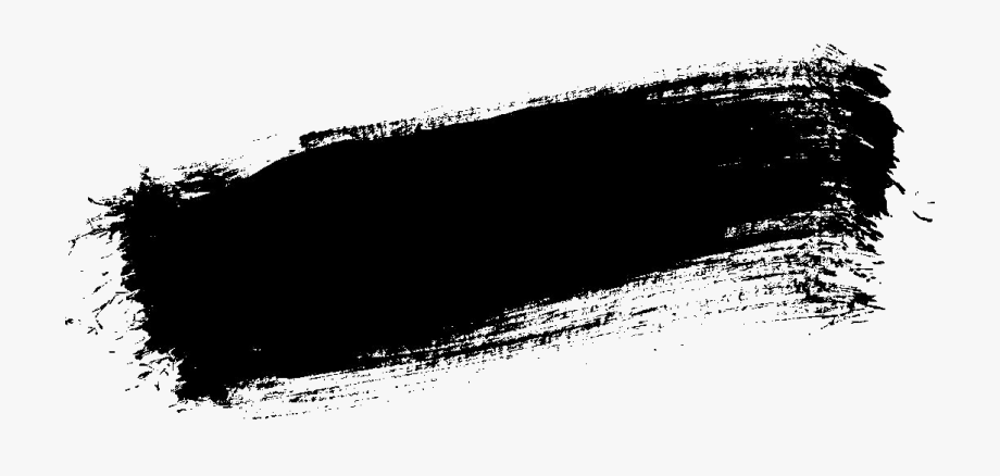 Paint brush strokes clipart black and white jpg free Brush Stroke Png - Black Paint Stroke Png #1814383 - Free Cliparts ... jpg free