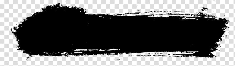 Black paint strokes transparent clipart picture freeuse stock Black and white Brush Painting, brush stroke transparent background ... picture freeuse stock