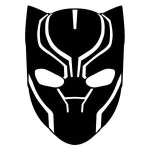Black panther mask clipart clip art royalty free library Black panther mask clipart 2 » Clipart Station clip art royalty free library