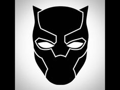 Black panther mask clipart clip free stock Black panther mask clipart 1 » Clipart Station clip free stock