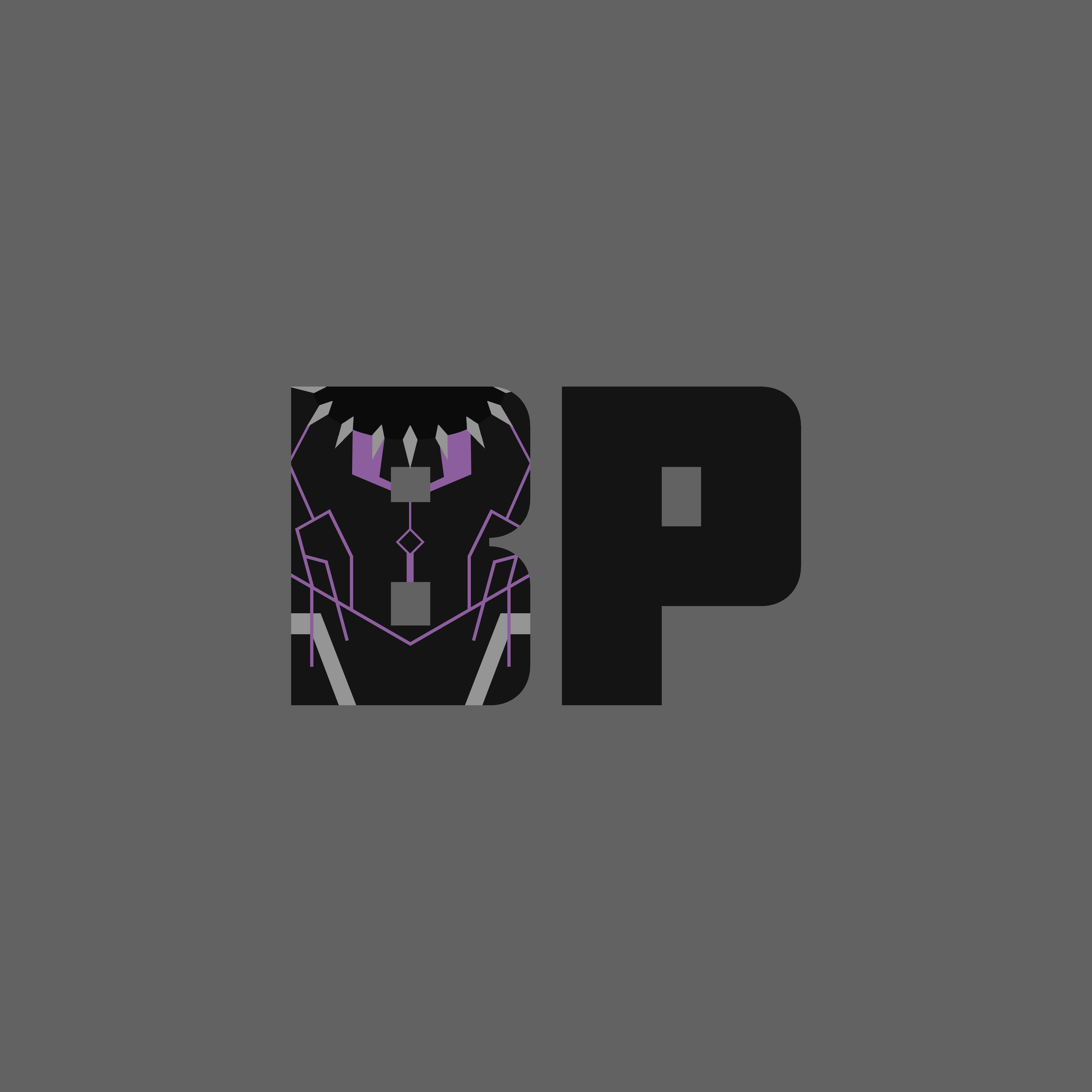 Black panther minimalist clipart png free Black Panther #3 - Themed Letters. #BlackPanther #Marvel #MCU ... png free