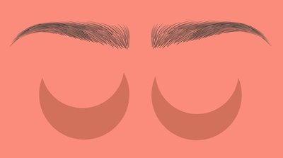 Black person eye patch clipart vector transparent download 7 Ways to Get Rid of Dark Circles Under Your Eyes | Real Simple vector transparent download