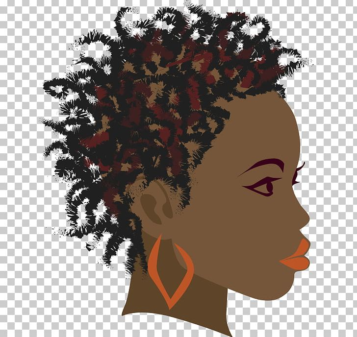 Black person with black braids hair clipart graphic download Africa Braid Woman Black PNG, Clipart, Africa, African American ... graphic download