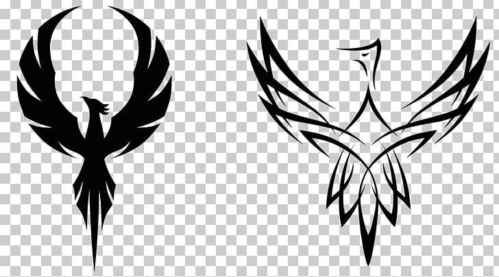 Black phoenix clipart clip art black and white Phoenix Logo PNG, Clipart, Arm, Black And White, Black Phoenix ... clip art black and white