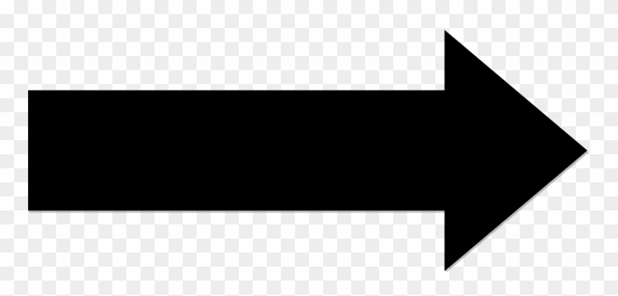 Black right arrow clipart transparent library Black Right Arrow - Arrow Right Black Clipart (#210388) - PinClipart transparent library