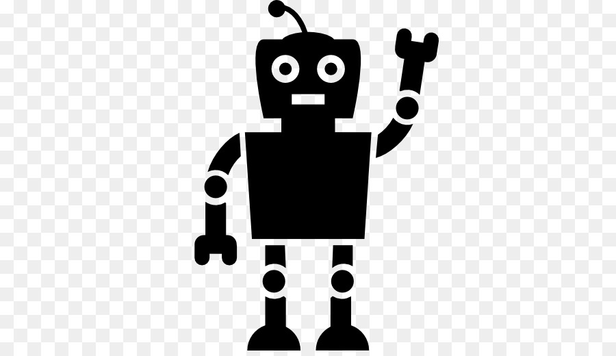 Black robot clipart picture black and white library Design Background clipart - Robot, Black, Technology, transparent ... picture black and white library