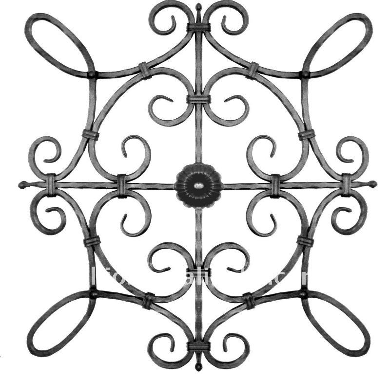 Black rod iron scroll clipart graphic free stock Free Decorative Scroll, Download Free Clip Art, Free Clip Art on ... graphic free stock