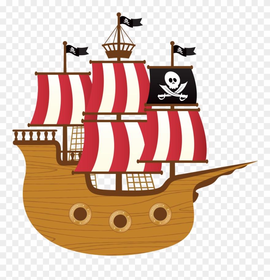Black sails pirate boat clipart tranparent background transparent Pirate Ship Clipart Png Transparent Png (#1296215) - PinClipart transparent