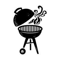 Black santa barbeque clipart jpg Bbq Free Vector Art - (4,800 Free Downloads) jpg