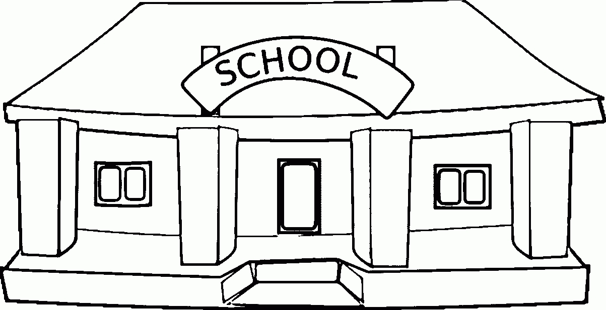 School cliparts black and white clip black and white download School Clipart Black And White Cloud House Online Latest Clip Art ... clip black and white download