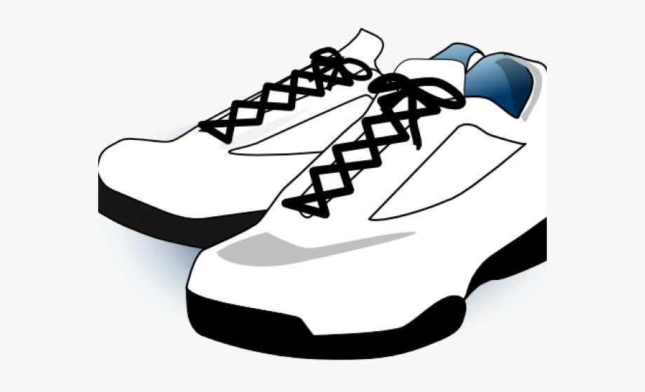 Black school shoes clipart clip royalty free Gym Shoes Clipart School Shoe - Shoes Clip Art , Transparent Cartoon ... clip royalty free
