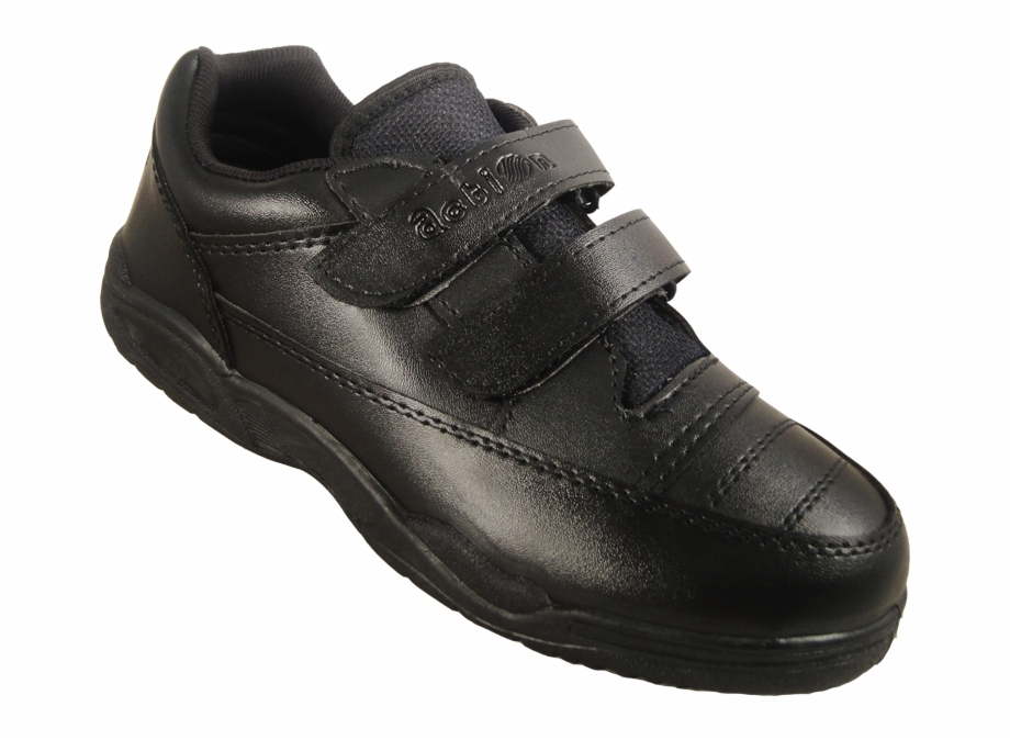 Black school shoes clipart picture free library More Views - Campus Action School Shoes Free PNG Images & Clipart ... picture free library