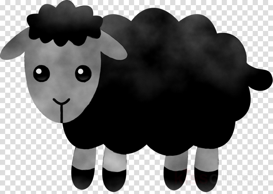 Black sheep cartoon clipart images clipart transparent library Cartoon Sheep clipart - Sheep, Cartoon, Illustration, transparent ... clipart transparent library