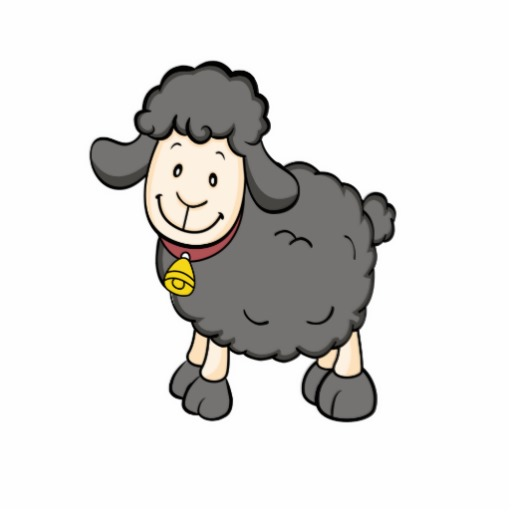 Black sheep cartoon clipart images graphic Free Cartoon Black Sheep, Download Free Clip Art, Free Clip Art on ... graphic