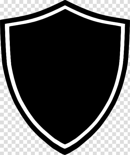 Black shield clipart picture free Logo Shield , black shield, white and black shield logo transparent ... picture free