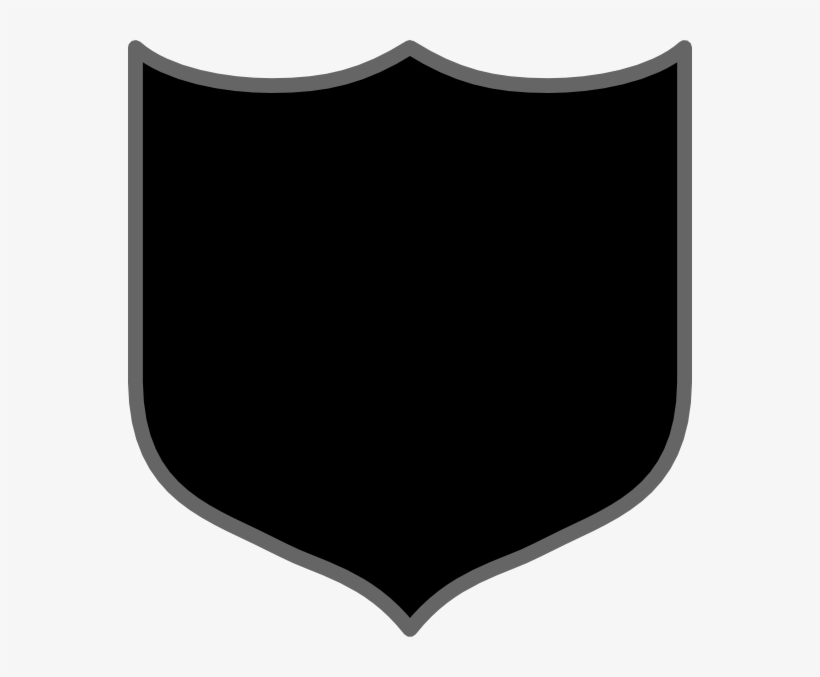 Black shield clipart png download How To Set Use Black Shield Clipart - 564x597 PNG Download - PNGkit png download