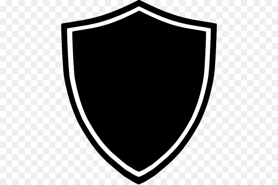 Black shield clipart png Black shield clipart » Clipart Station png
