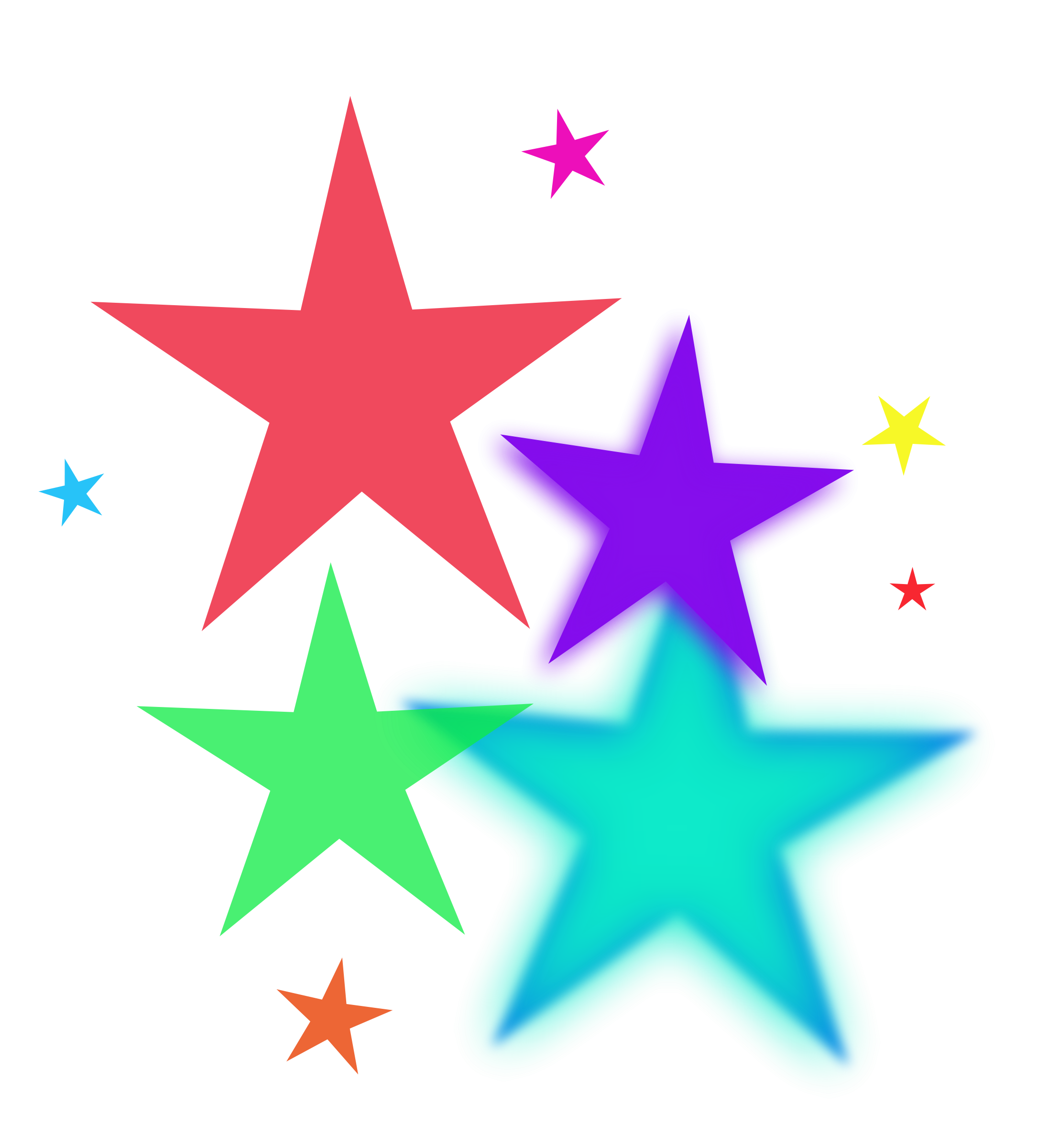 Clipart star images graphic download Colouful Clipart Shooting Star | jokingart.com Star Clipart graphic download