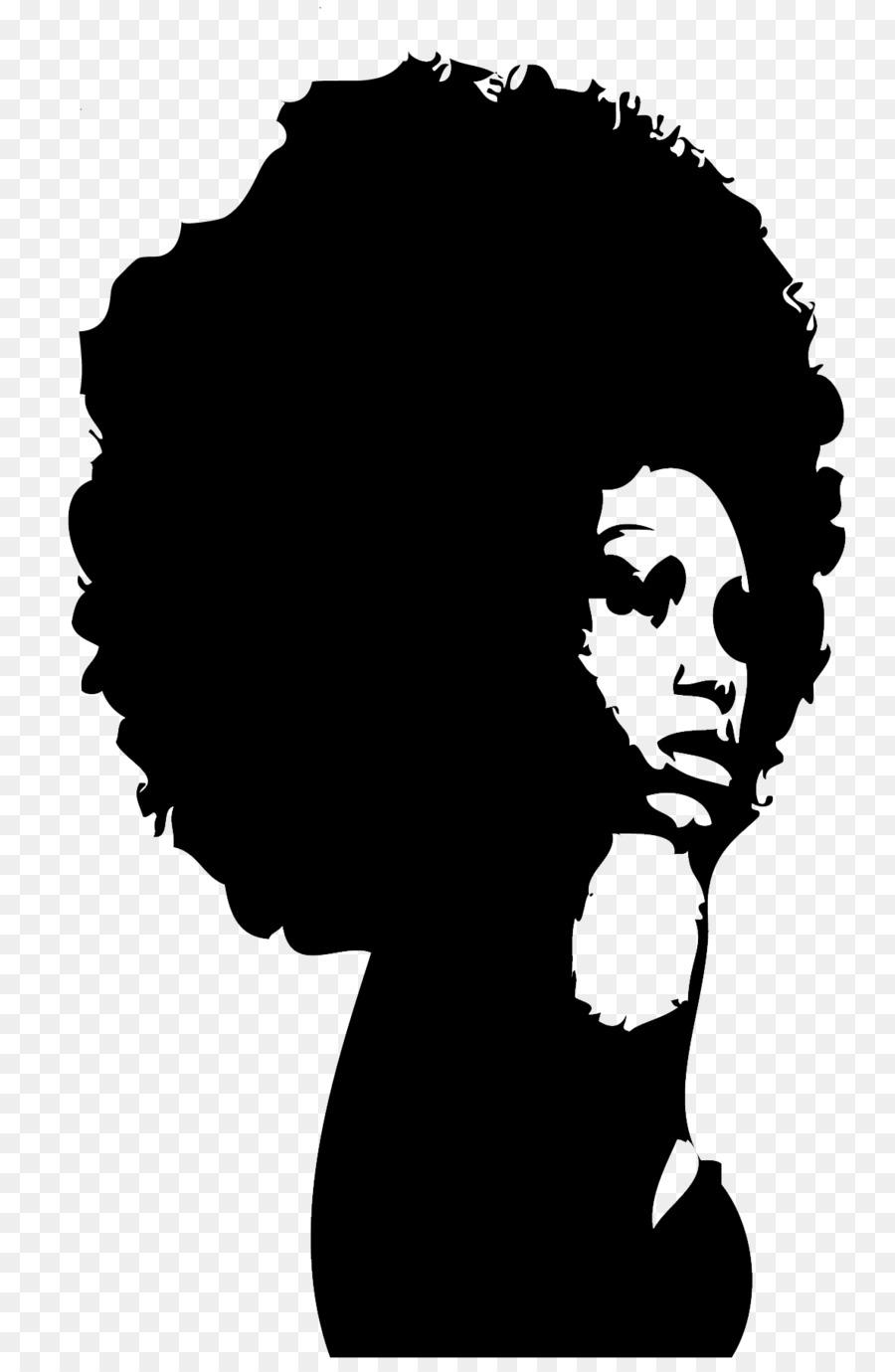 Black silhouette clipart clip download Woman Cartoon clipart - Black, Silhouette, Woman, transparent clip art clip download