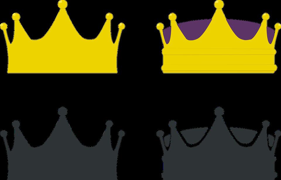 Black simple crown clipart svg transparent Simple Crown Cliparts#3925787 - Shop of Clipart Library svg transparent