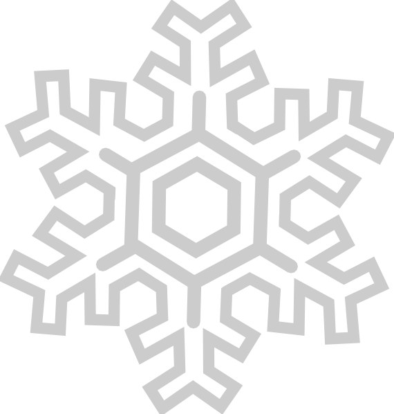 Snowflake clipart t svg library stock Snowflake Clip Art at Clker.com - vector clip art online, royalty ... svg library stock