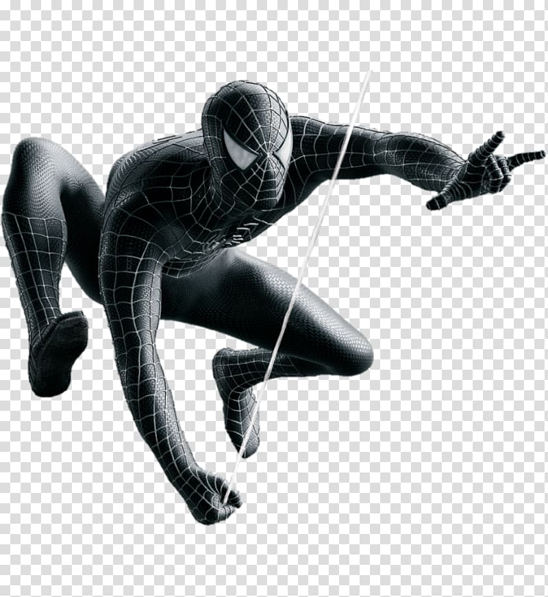 Black spiderman clipart vector black and white library The Amazing Spider-Man Iron Man Spider-Man: Back in Black Spider-Man ... vector black and white library