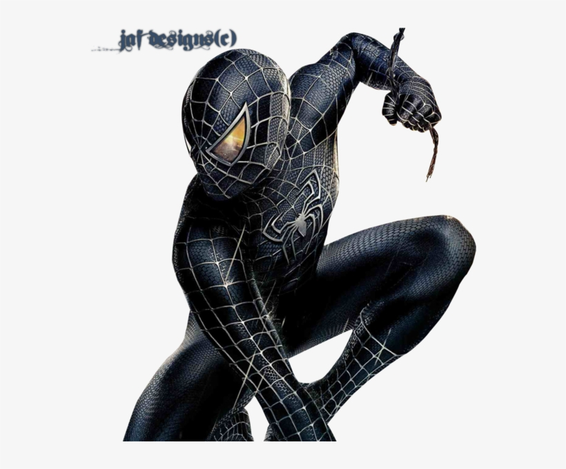 Black spiderman clipart clipart free Black Spiderman - Spider Man 3d Hd PNG Image | Transparent PNG Free ... clipart free