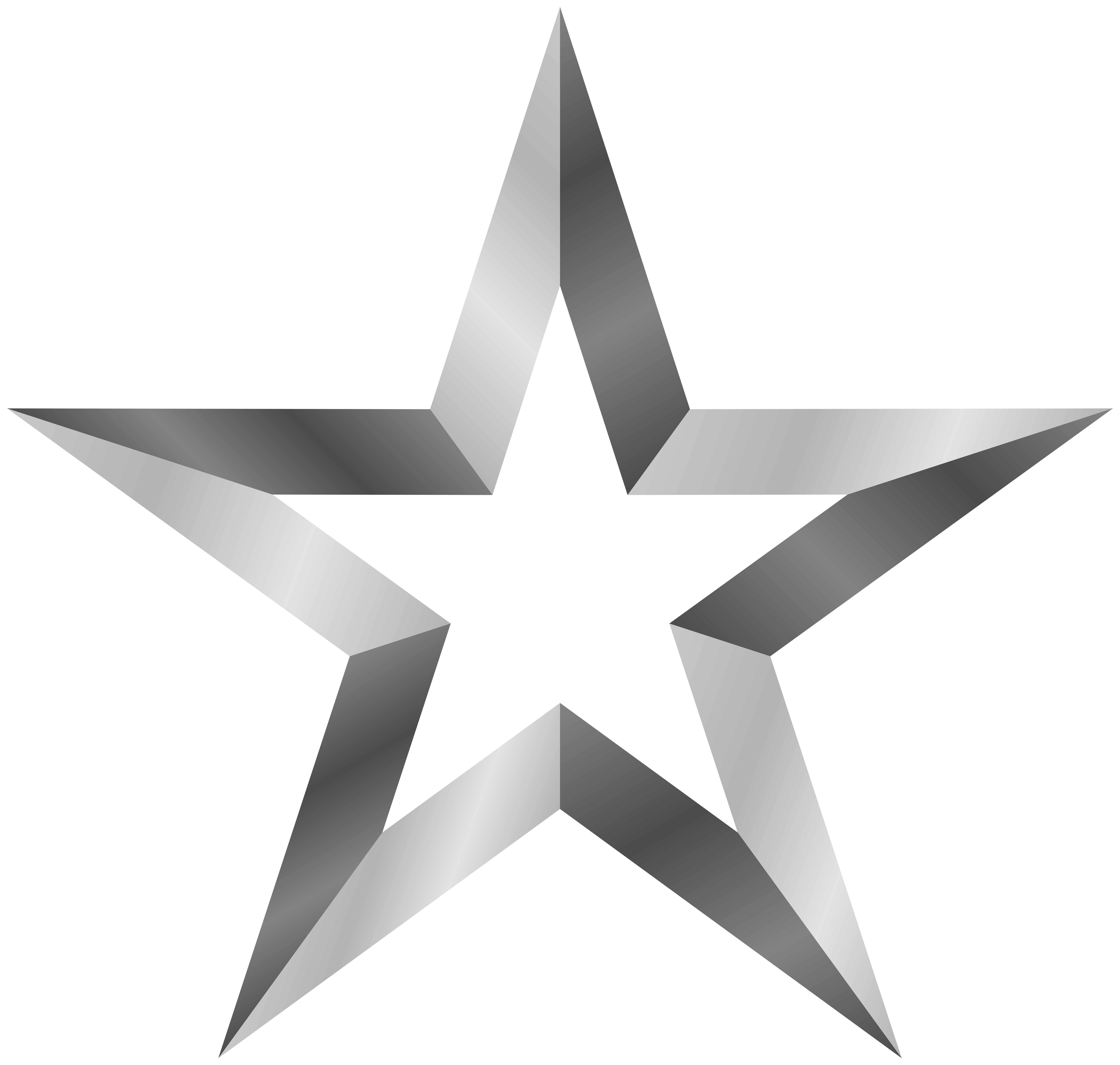 Black stars transparent background free clipart svg royalty free download Silver Star Transparent PNG Clip Art Image | Gallery Yopriceville ... svg royalty free download
