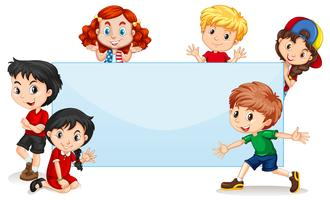 Kids working in different corner groups clipart png transparent download Clipart Kids Free Vector Art - (8,423 Free Downloads) png transparent download