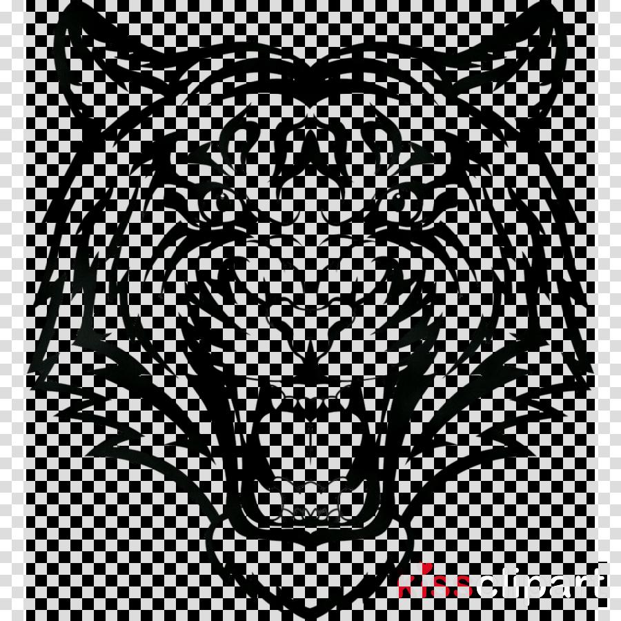 Black tiger clipart svg black and white download Book Black And White clipart - Tiger, Drawing, Illustration ... svg black and white download