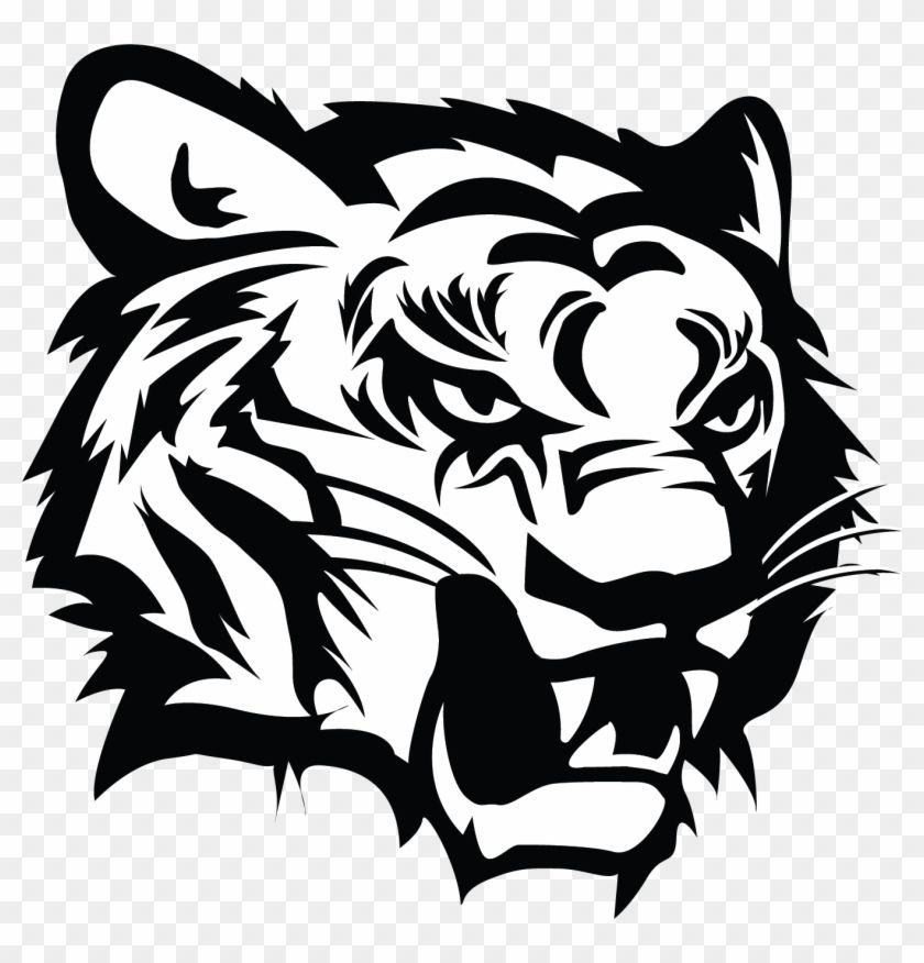 Black tiger clipart picture Black Tiger Logo - LogoDix picture