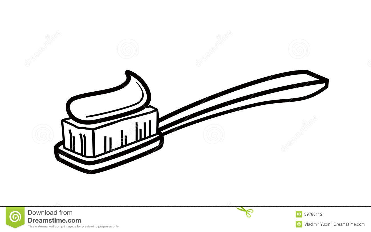 Picture of toothbrush clipart black and white transparent Images Of Toothbrush | Free download best Images Of Toothbrush on ... transparent