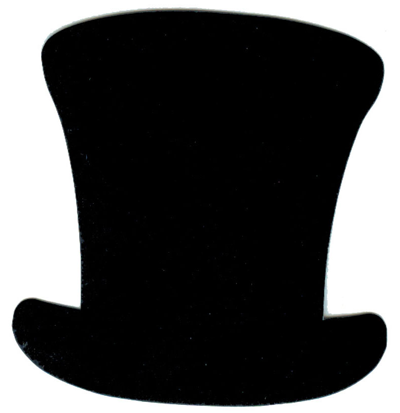 Black top hat clipart picture library download Free Top Hat Clipart, Download Free Clip Art, Free Clip Art on ... picture library download
