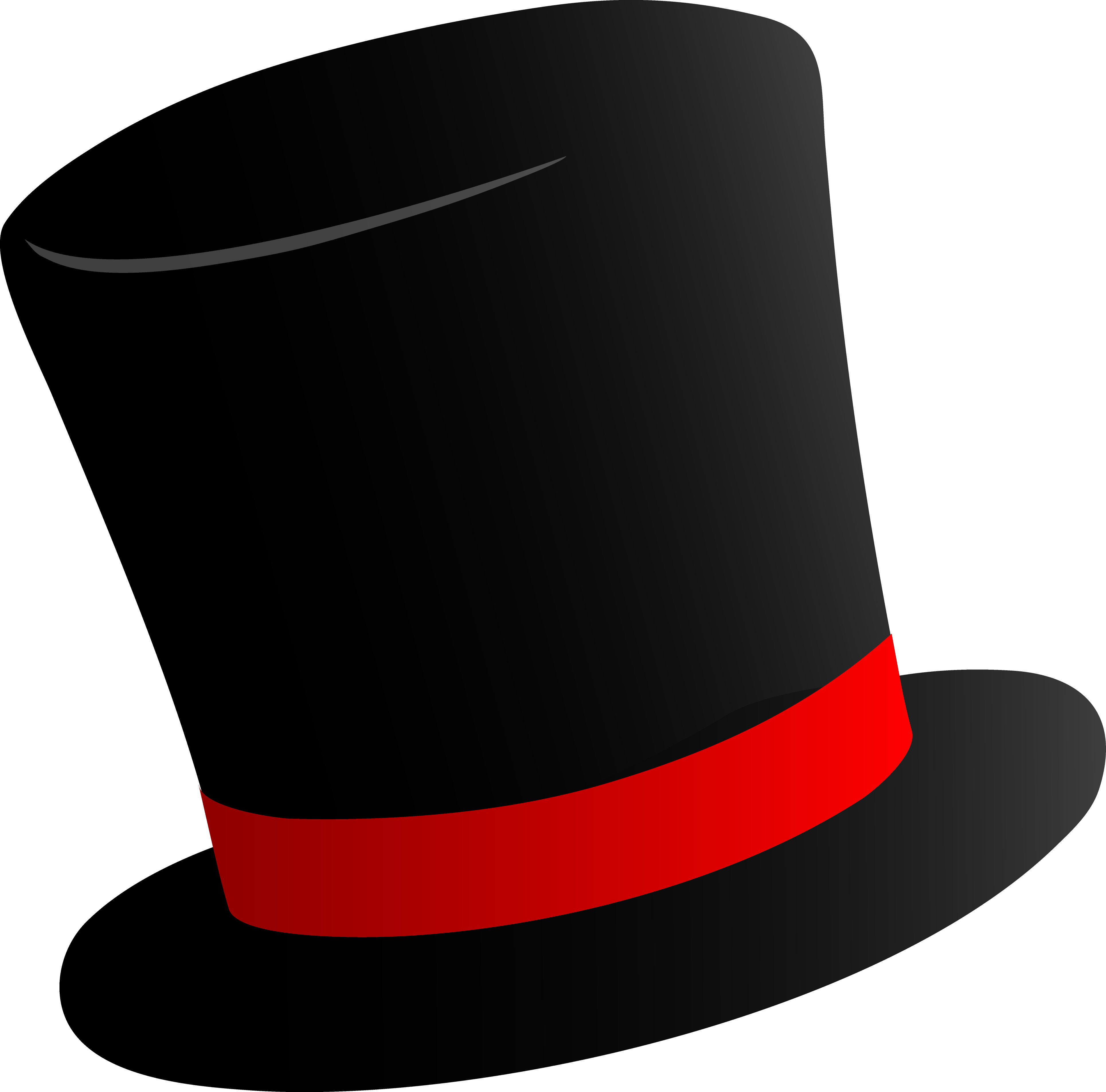Black top hat clipart free banner library Free Top Hat Clipart, Download Free Clip Art, Free Clip Art on ... banner library